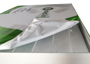 Textil Rahmen Beleuchtet Einseitig 12