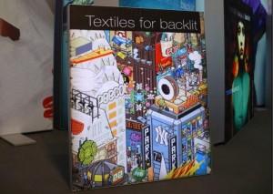 Textil Rahmen Beleuchtet Einseitig 14